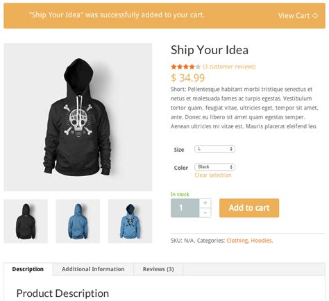 woocommerce custom product template four of the best woocommerce themes sell with wp