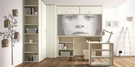 habitaciones juveniles camas abatibles camas abatibles para habitaciones juveniles