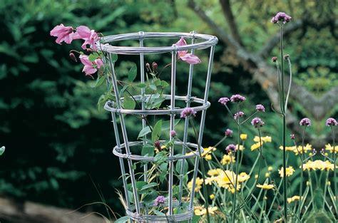 diy metal garden how to make a metal garden obelisk gardenersworld