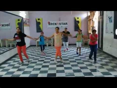 dance tutorial on navrai majhi banno tera swagger easy dance steps by rockstar academy