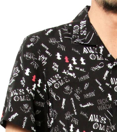 Shirt Hl エイチエル エディー ルーヴ hl heddie lovu hl grp shirt alo black シャツ