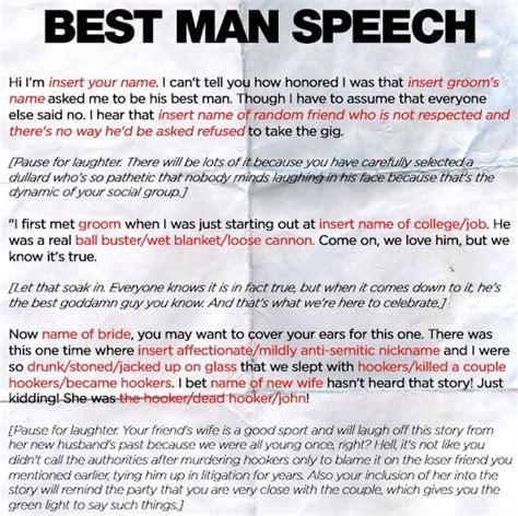 best speeches jokes 7 best images about speeches on wedding