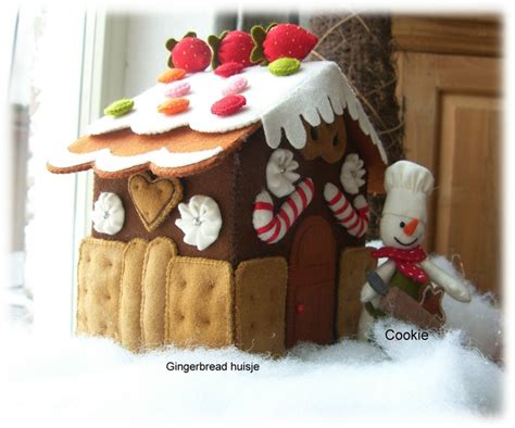 Diy Gingerbread House by Diy Gingerbread House Filt Gingerbread House
