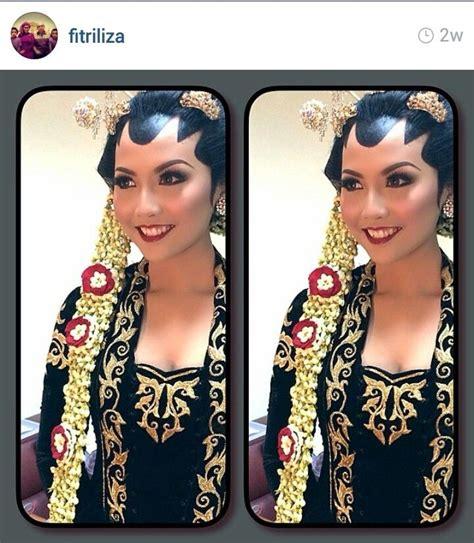 Top Batik Putri putri kebaya classic wedding inspiration