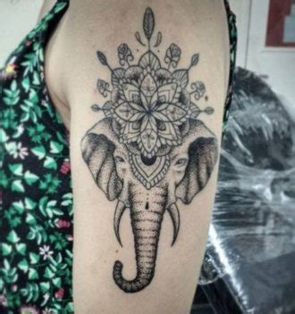 elephant tattoo meaning thewildtattoo