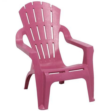 Chaise De Jardin Plastique by Fauteuil De Jardin Plastique Table Chaise Salon