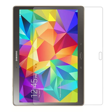 Tempered Glass Samsung Tab S samsung galaxy tab s 10 5 tempered glass screen protector pdair