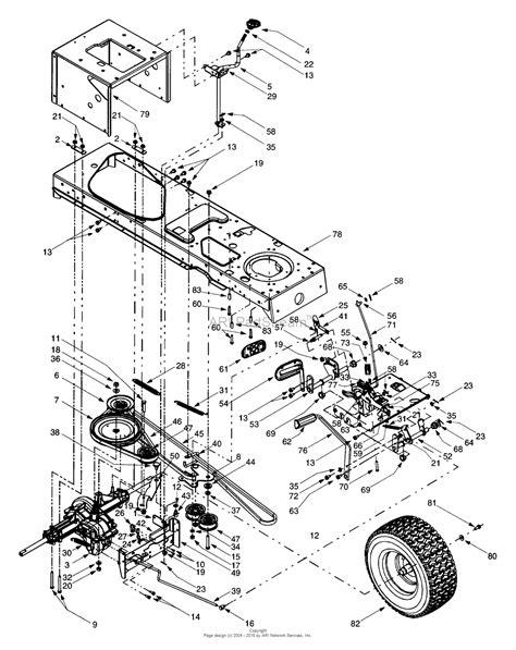 yardman mower belt diagram how to put a belt on a yardman 42 inch lawn mower wiring