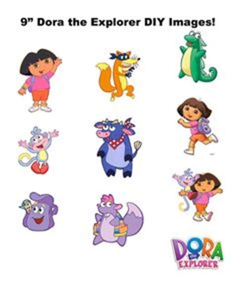dora explorer printable eye chart dora stars printables made stars with googlie eyes to