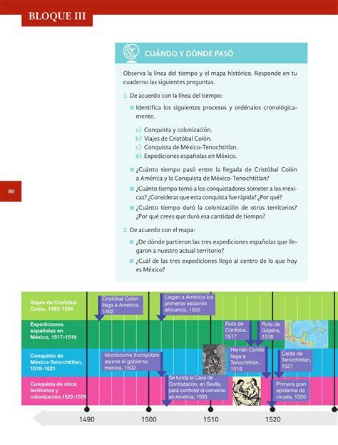 libro de la sep 4 grado historia libro de texto sep 4 grado 2015 2016 leer libro sep