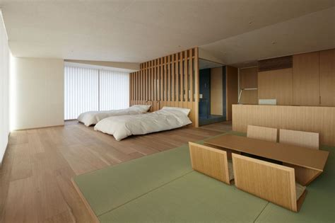 hotel room wooden floors and closet design brigada sos casas japonesas