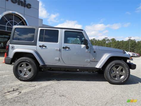 jeep wrangler oscar mike billet silver metallic 2013 jeep wrangler unlimited oscar