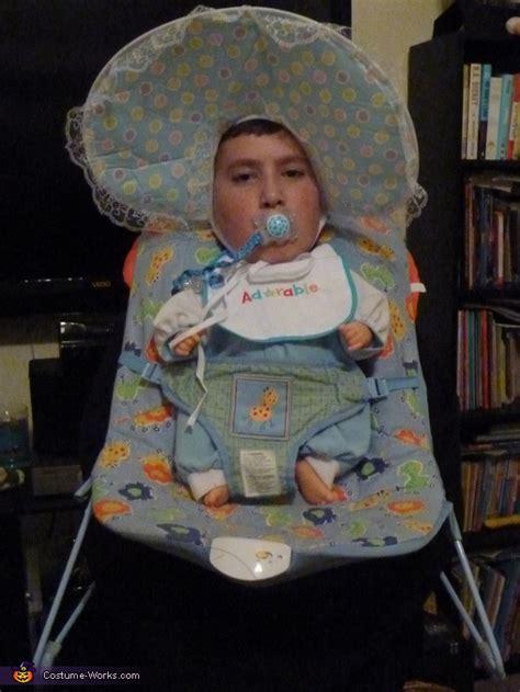 baby spencer halloween costume photo