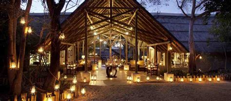 Luxury Cottages In South by Thornybush South Safari Holidays Luxury Lodges