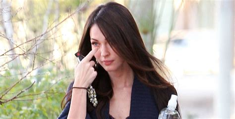 Gives Birth The Blemish by Megan Fox Describes Giving Birth The Blemish