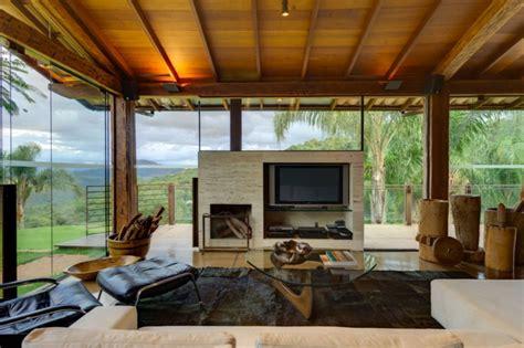 fernseher design kamin - Moderne Landhausmöbel