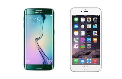 Harga Samsung S7 Edge Dan Iphone 7 Plus perbandingan samsung galaxy s6 edge vs iphone 6 plus