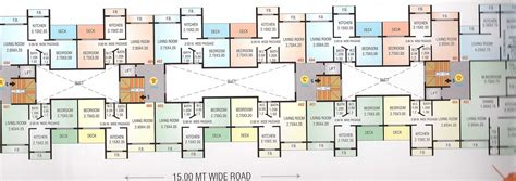 Apartment Complex Floor Plans by House Plans Apartment Complex