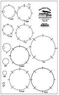 creative grids specialty rulers angle finder circles 4