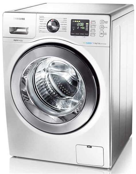 Mesin Cuci Samsung Ecobubble 8 5kg lavadora secadora samsung 11 5kg wd116uhsa blanca