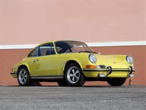 1970 Porsche 911s 1970 Porsche 911s Wheels Auctions Shows