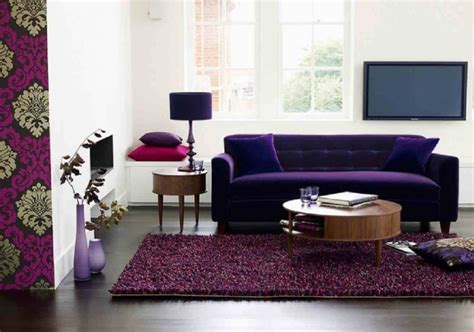 purple and living room purple silver living room ideas home vibrant