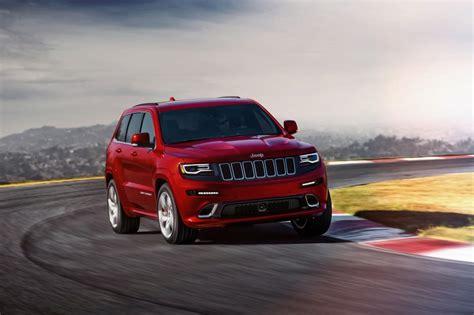 Jeep Gran 2015 2015 Jeep Grand Srt Gets Power Boost
