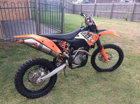 Ktm 530 Exhaust 2008 Ktm 530 Exc R For Sale Qld Rockhton