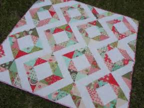 Quilted Table Toppers by 12 Free Charm Pack Quilt Patterns To Stitch Up