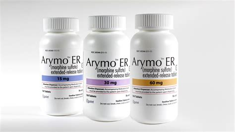 Morphine Sulfate Detox Centers by Egalet Receives Fda Approval For Arymo Er Morphine