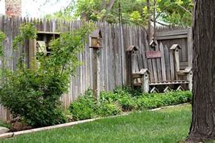 privacy fence ideas for backyard marceladick