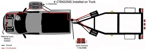 trailer wiring diagram battery charger trailer get free