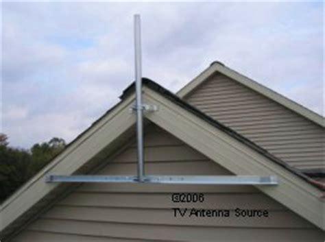 eave fascia mount dennys antenna