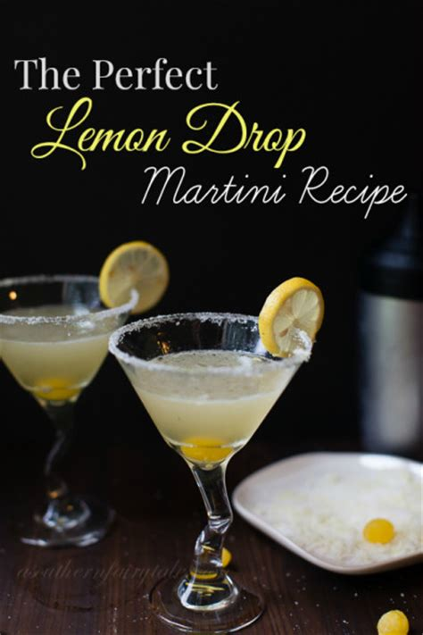 lemon drop martini easy and delicious lemon drop martini recipe