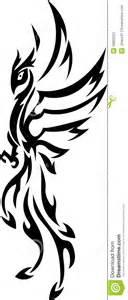 Phoenix tattoo tribal royalty free stock photography image 30892257