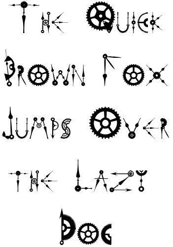 punk tattoo font generator 22 best gear logos images on pinterest gears logo