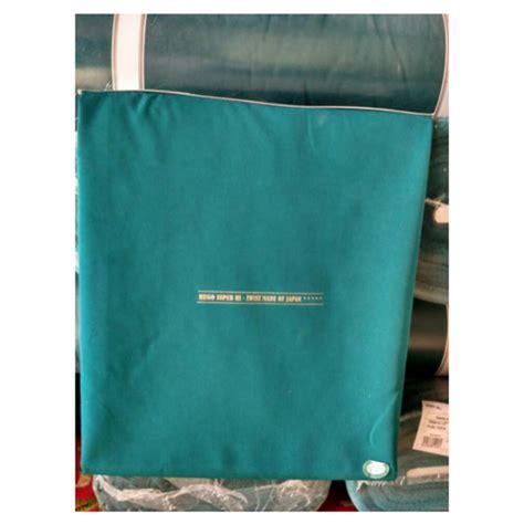 Kain Jas Blazer Pkk kain polos pkk hijau tosca suro fashion batik indonesia