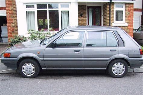 sunny nissan 1986 nissan sunny 1986 car review honest john