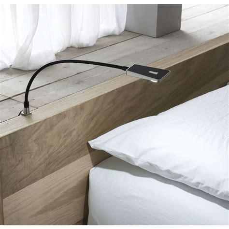 lada per testata letto area light dimmerabile nero 1
