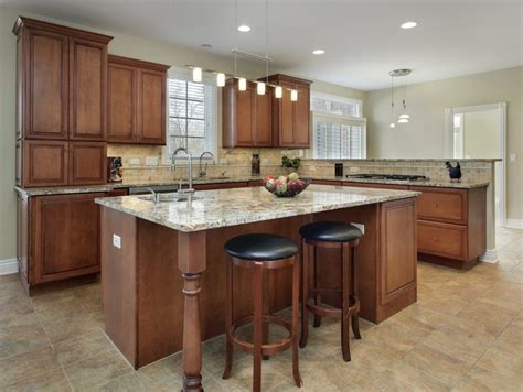 refinish kitchen cabinets without sanding the ideas of decorating kitchen with two tone kitchen
