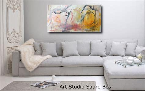 quadri moderni soggiorno dipinti moderni orizzontali per soggiorno 120x60 sauro bos