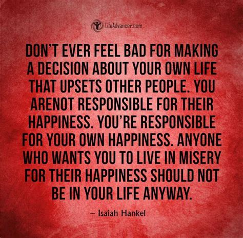 our opinion not feeling in happiness quotes advancer