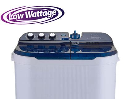 Freezer Watt Rendah sharp mesin cuci tub 10 kg es t1090 pk vk bk 183 global