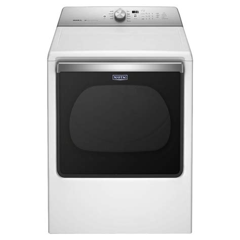 maytag 8 8 cu ft gas dryer in white mgdb835dw the home