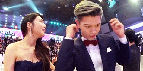 film mandarin we get married this gif proves that sungjae brings out the inner mother