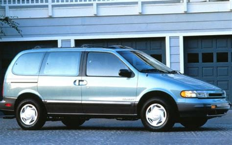1994 Nissan Quest Information And Photos Zombiedrive