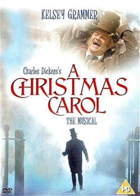 kelsey grammer a christmas carol rent a christmas carol the musical 2004 film
