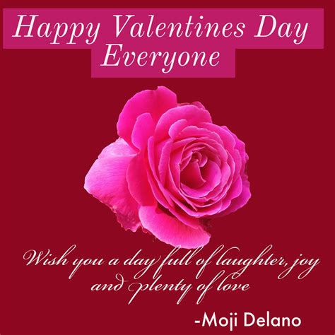Happy Valentines Day Everyone by Happy S Day Everyone Mojidelano