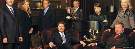 boston legal cast tv shows boston legal actors sitting photo facebook cover