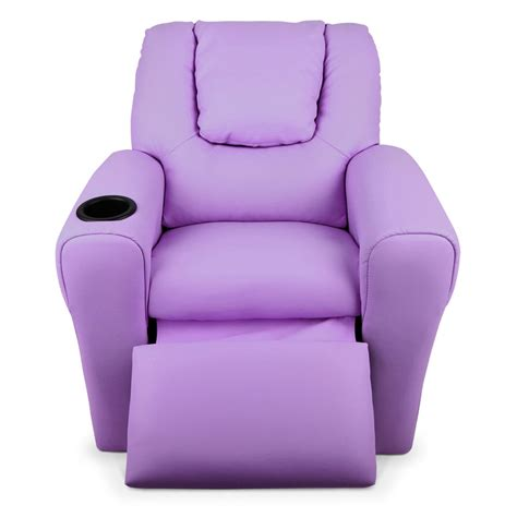 purple kids recliner kids recliner purple